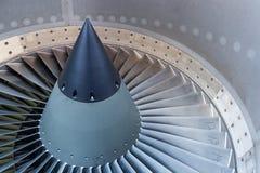 喷气机引擎入口 免版税库存照片