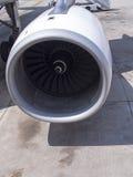 喷气机引擎 库存图片