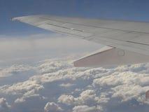 喷气机旅行 免版税库存照片
