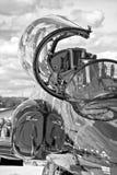 喷气机机盖 图库摄影