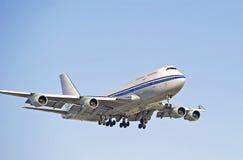 喷气机班机 免版税库存图片