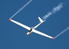 喷气机超级sailplane的salto 库存照片