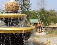 喷泉。 图库摄影