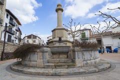喷泉公共 库存图片