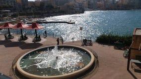 喷泉公共 免版税图库摄影