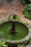 喷泉内部 免版税库存照片