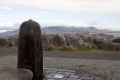 喷泉冰岛语水 图库摄影