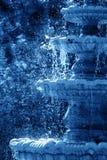 喷泉刷新 库存照片