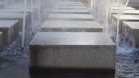 喷泉喷水求03的立方 影视素材