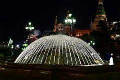 喷泉圆顶#2 免版税库存照片