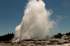 喷泉在罗托路亚 库存图片