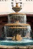 喷泉水 库存照片