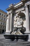 喷泉维也纳 免版税库存图片
