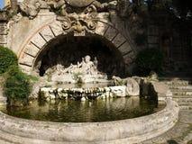 喷泉罗马 库存图片