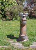 喷泉老水 免版税库存图片
