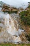 喷泉谷 堪察加 图库摄影