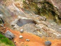 喷泉谷 免版税库存照片