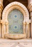 喷泉马赛克 库存图片