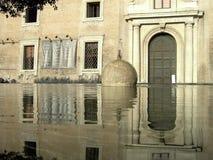 喷泉,罗马 库存图片