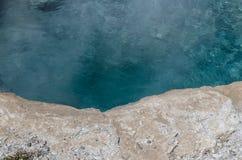 喷泉黄石 图库摄影