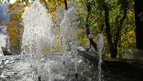喷泉 影视素材