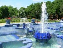 喷泉 免版税库存图片