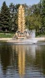 喷泉 库存照片