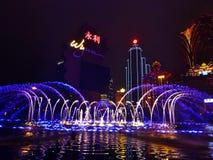 喷泉003 免版税图库摄影