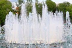 喷泉 图库摄影