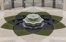 喷泉3 免版税库存图片