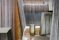 喷泉ira俄勒冈波特兰s 库存图片