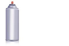喷漆罐头 免版税库存照片