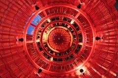喷管红色 免版税库存图片