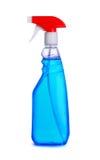 喷雾清洗洗涤剂 免版税库存图片