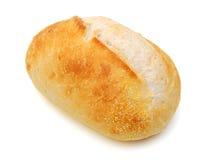 嘎吱咬嚼的外壳面包 库存图片