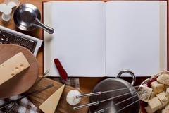 器物和食物涮制菜肴 库存图片