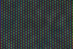 噪声电视 免版税库存照片