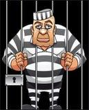 囚犯 免版税库存照片
