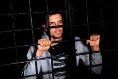 囚犯 图库摄影