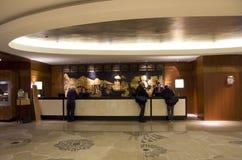 四个季节温哥华旅馆 免版税库存照片