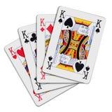 四位国王 免版税库存图片
