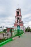 四十个受难者的教会 免版税图库摄影