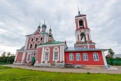 四十个受难者的教会 库存照片