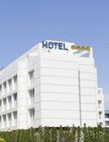 四星级旅馆 图库摄影