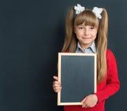 回到女孩学校 图库摄影
