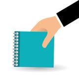 回到学校设计的平的例证 免版税库存图片