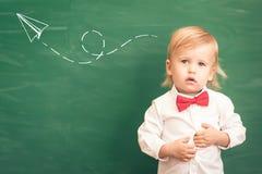回到学校 登记概念教育查出的老 免版税库存图片
