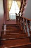 回家新的楼梯 免版税图库摄影