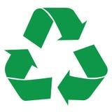 回收世界 向量例证