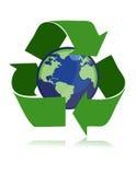 回收向量 免版税库存图片